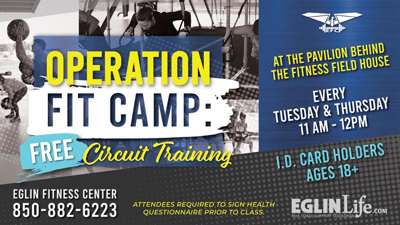 EglinLife com   Fitness Center